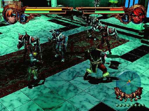 Raging Blades - PS2