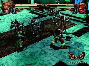 Raging Blades - PS2