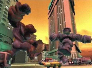 War of the Monsters - PS2