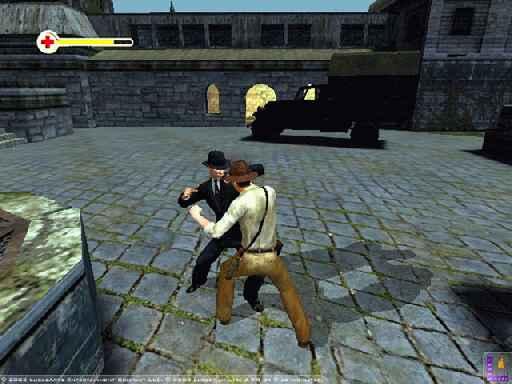 Indiana Jones et le Tombeau de l'Empereur - Xbox