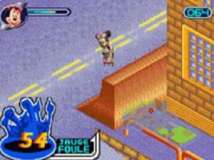 Disney Sports Skateboarding - GBA