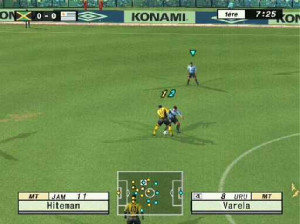 International Superstar Soccer 3 - PS2