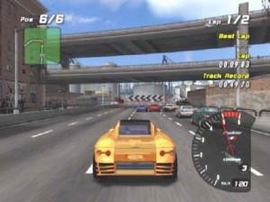 Racing Evoluzione - Xbox