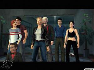 Buffy The Vampire Slayer 2 : Chaos Bleeds - PS2