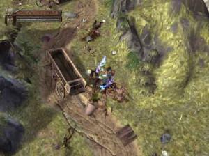 Baldur's Gate Dark Alliance 2 - PS2
