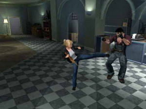 Buffy The Vampire Slayer 2 : Chaos Bleeds - PS2