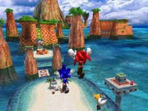 Sonic Heroes - PS2