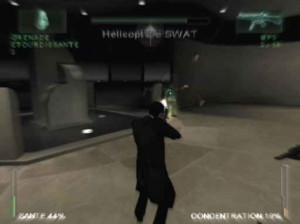Enter The Matrix - PS2