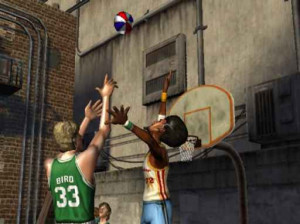 NBA Street Vol. 2 - PS2