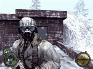 Return to Castle Wolfenstein : Operation Resurrection - PS2