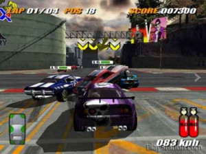 Destruction Derby Arenas - PS2