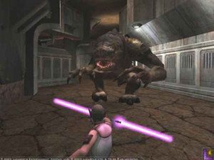 Jedi Knight 3 : Jedi Academy - PC