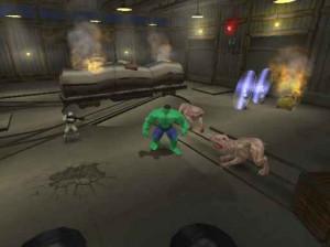 The Hulk - Xbox