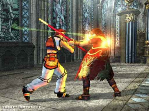 SoulCalibur II - PS2