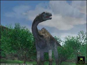 Dinosaur Hunting - Xbox