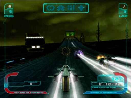 eXtreme Gravity Racing Association - Gamecube