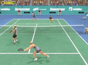 Virtua Tennis 2 - PS2