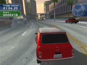 Braquage à l'italienne - Xbox