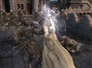 Le Seigneur des Anneaux : Le Retour du Roi - PC