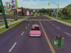 The Simpsons Hit & Run - Xbox