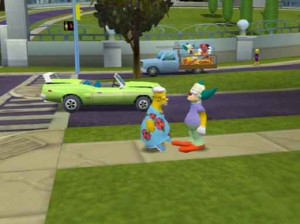 The Simpsons Hit & Run - PC