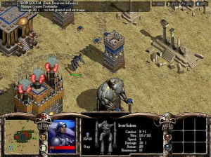 Warlords Battlecry III : Reign of Heroes - PC