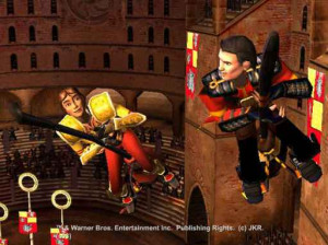 Harry Potter et la coupe du monde de Quidditch - PS2