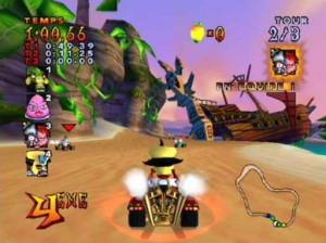 Crash Nitro Kart - Gamecube