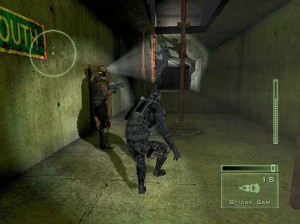 Splinter Cell : Pandora Tomorrow - PS2