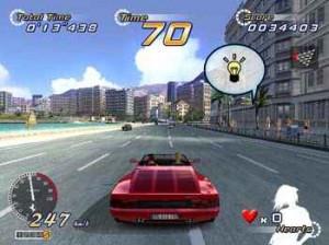 OutRun 2 - Xbox