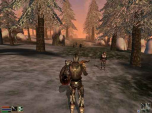 The Elder Scrolls III : Morrowind : Bloodmoon - PC