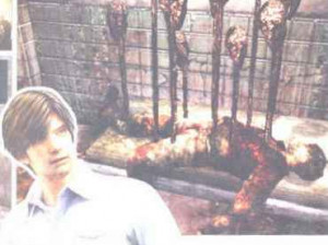 Silent Hill 4 - PS2