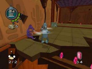 Futurama - PS2
