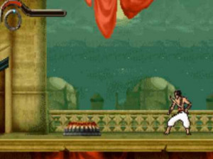 Prince of Persia : Les Sables du Temps - GBA