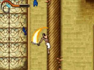 Prince of Persia : Les Sables du Temps - GBA