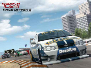 TOCA Race Driver 2 : The Ultimate Racing Simulator - Xbox