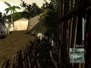 Splinter Cell : Pandora Tomorrow - PS2