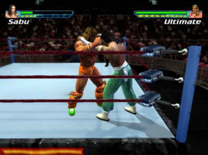 Legends of Wrestling : Showdown - PS2