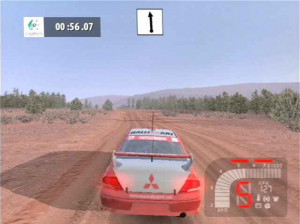 Richard Burns Rally - Xbox