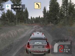 Richard Burns Rally - Xbox
