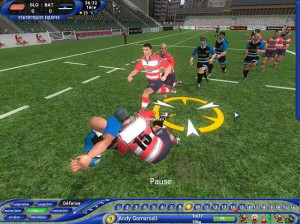 Pro Rugby Manager 2004 - PC