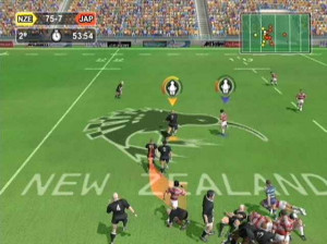 World Championship Rugby - PS2
