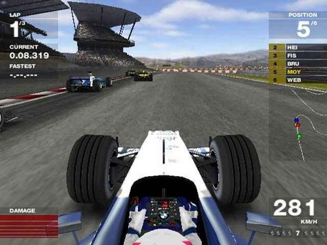 Formula One 04 - PS2
