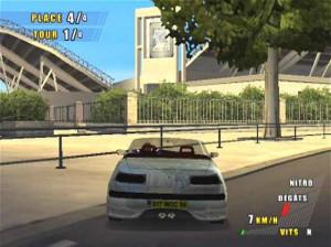 Paris-Marseille Racing 2 - PS2