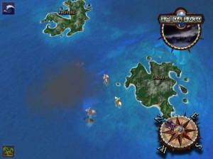 Pirates des Caraïbes - PC