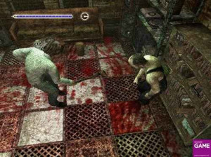 Silent Hill 4 - Xbox