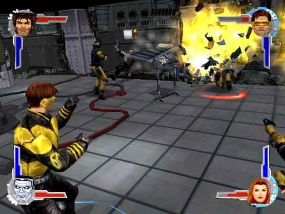 X-Men : Legends - Gamecube