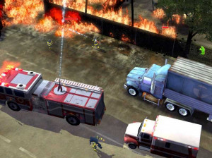 Fire Department 2 - PC