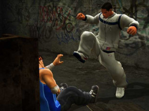 Def Jam Fight For NY - PS2