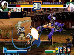 The King of Fighters 2000/2001 - Xbox